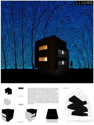 Миры Эль Лисицкого / Worlds of El Lissitzky: Manel Recio Torres. Негативное пространство / Negative spase