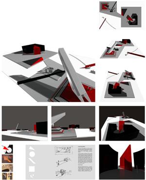 Миры Эль Лисицкого / Worlds of El Lissitzky: Maikel Menéndez González. Городской парк / Urban park