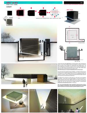 Миры Эль Лисицкого / Worlds of El Lissitzky: Hana Kevilj. 10 м³ искусства / 10 m³ of art