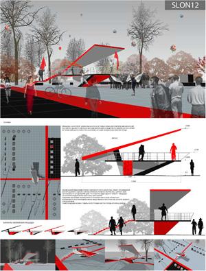 Миры Эль Лисицкого / Worlds of El Lissitzky: Сергей Худяков. Площадка / Court
