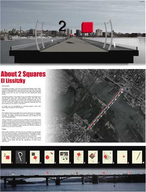 Миры Эль Лисицкого / Worlds of El Lissitzky: Daniel Costa Garriga. Городской ориентир / City location
