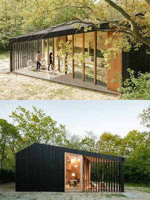 Загородный дом на острове Тексел