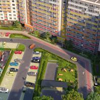Жилой комплекс «All inclusive» в Санкт-Петербурге (Старорусский проспект, микрорайон Шушары)