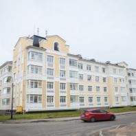 Жилой комплекс «Александровский». г. Пушкин