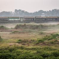 Образовательный комплекс «Arcadia» в Южном Канарчоре, Бангладеш. Архитектор: Saif Ul Haque Sthapati