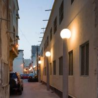Проект по возрождению города Мухаррак. Бахрейн