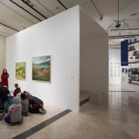 Палестинский музей в городе Бирзейт. Heneganh Peng Architects