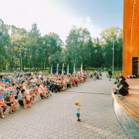 Парк «Крылья Советов», Казань, Татарстан, РФ. Программа развития общественных пространств