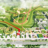 Мастер-план территории, прилегающей к Альметьевскому водохранилищу на р. Степной Зай. Консорциум под лидерством ООО «ОБЕРМАЙЕР Консульт»