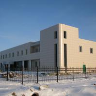 Административное здание районного отделения Сбербанка (р.п. Чаны, НСО). ООО «АПМ-Сайт»