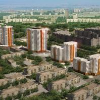 Многоэтажные жилые дома с помещениями общественного назначения и подземными автостоянками по ул. Танковая. Новосибирск. ООО «АкадемСтрой»