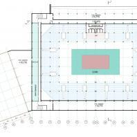Комплекс «Центр волейбола» в Центральном районе г. Новосибирска. ООО «АкадемСтрой»