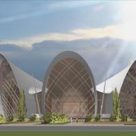 Концепция рекреационной зоны в г. Астана. Проектная мастерская «АПМ-Сайт». 2017 г.