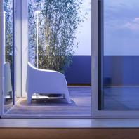 Жилой интерьер Soft Loft. Line Architects / Дмитрий Петров, Екатерина Родина