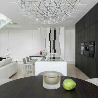 Дизайн-проект пентхауса в ЖК «Wine House». Николашин Алексей Михайлович