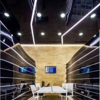 Дизайн-проект бизнес салона для пассажиров внутренних авиалиний аэропорта «Пулково-1». ООО «Привилегия ВИП» / Коновалова Е.Н. Диплом в номинации «Реализованный общественный интерьер. Социальные объекты»