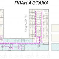 Конкурсный проект центральной районной больницы на 400 коек. ООО «Профиль» (Санкт-Петербург)