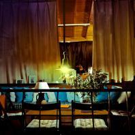 База отдыха в Константиновске. Гостиничный комплекс «Стародонье». Ростовская область. Проект: Студия «Чадо». 2014 г.