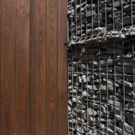 Элитный дом в Ростовской области. Проект: Архитектурная студия «Чадо»