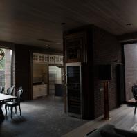 Элитный дом в Ростовской области. Интерьер. Проект: Архитектурная студия «Чадо»