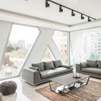 Жилой дом «Куб» в Бейруте. Orange Architects