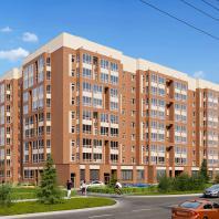 Реконструкция строящегося здания под многоэтажный жилой дом в Новом Уренгое. ООО «РК Проект»