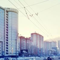 Жилой дом по Комсомольскому проспекту в Томске. ООО Проектно-конструкторское бюро «ТДСК»