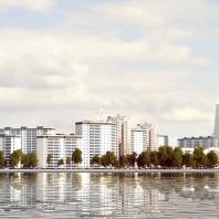 Проект планировки микрораона «Радонежский» в Томске. ООО Проектно-конструкторское бюро «ТДСК»
