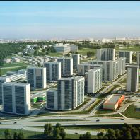 Проект планировки микрорайона №13 жилого района «Восточный» в Томске. ООО Проектно-конструкторское бюро «ТДСК»