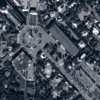 Концепция павильона атомной энергии. ВДНХ, Москва. DB-arch studio. ООО «Архитектурная мастерская Трофимовых»