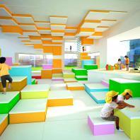 """Проект детского сада """"Transform"""" в Лондоне. ООО Проектно-конструкторское бюро «ИССО»"""