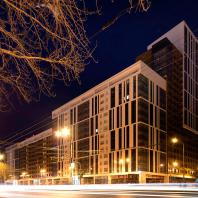 Жилой комплекс «Квартал художников» в Екатеринбурге. Архитектурное бюро «In.FORM»