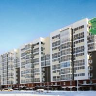 Жилой комплекс «Эволюция» в Ленинском районе Иркутска. ООО «СТБ Проект»