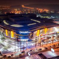 Торгово-развлекательный комплекс «Сильвер Молл» в Иркутске. ООО «СТБ Проект»