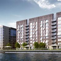 Проект жилого комплекса в контексте развития территории района Затон в Иркутске. ООО «СТБ Проект»