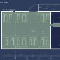 Деловой центр класса В+ по ул. Ядринцева в Иркутске. ООО «СТБ Проект»