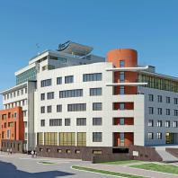 Административное здание по ул. Пушкина / Думская в ЦАО Омска