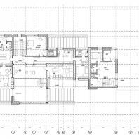 """Индивидуальный жилой дом """"Hampton House"""". Архитектурное бюро Романа Леонидова"""