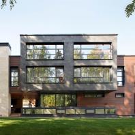 """Жилой дом """"Parallel House"""". Архитектурное бюро Романа Леонидова"""