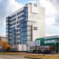 Жилой комплекс «Клубный квартал» в Братске. ООО АПМ «Белый квадрат»