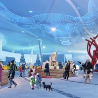 Парк будущих поколений «САХА Z» в Якутске. Архитектурная мастерская «Атриум» / «Восток+»