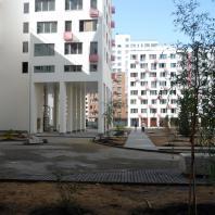 Жилой комплекс «Новокрасково». Архитектурное бюро «Остоженка»