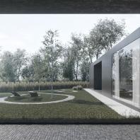 Дом в Новолеоново. Архитектурное бюро «ARCHSLON»