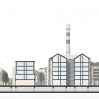 Архитектурно-градостроительная концепция «Квартал XXI века» в Иркутске. Архитектурное бюро «Студия 44»