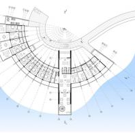 Проект деревянной мини-гостиницы «Ожерелье» в Карелии. Архитектурное бюро Романа Леонидова