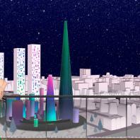 Концепция реновации квартала 20-21 района «Черёмушки». Сорокина Е.Л., Захватова Д.В. 2018 г.