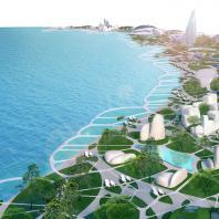 Ислими. Регенерация промышленной прибрежной морской зоны города Баку под общественные пространства. Беленко А.В.