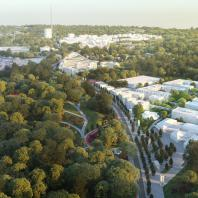 Мастер-план территории, прилегающей к стадиону «Самара Арена». Консорциум под лидерством АО «КПМГ»