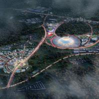 Мастер-план территории, прилегающей к стадиону «Самара Арена». Консорциум под лидерством Drees & Sommer