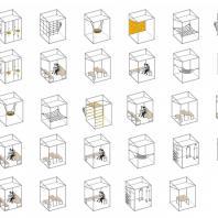 Концепция общественного пространства для малых поселений городского типа. АБ «Парк» (Москва). Авторский коллектив: Валерия Ковенская, Роман Ковенский. 2018 г.